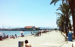 Playa de los Alcázares